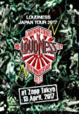 "LOUDNESS JAPAN Tour 2017 ""LIGHTNING STRIKES"" 30th Anniversary 8117 at Zepp Tokyo 13 April, 2017 [DVD]"