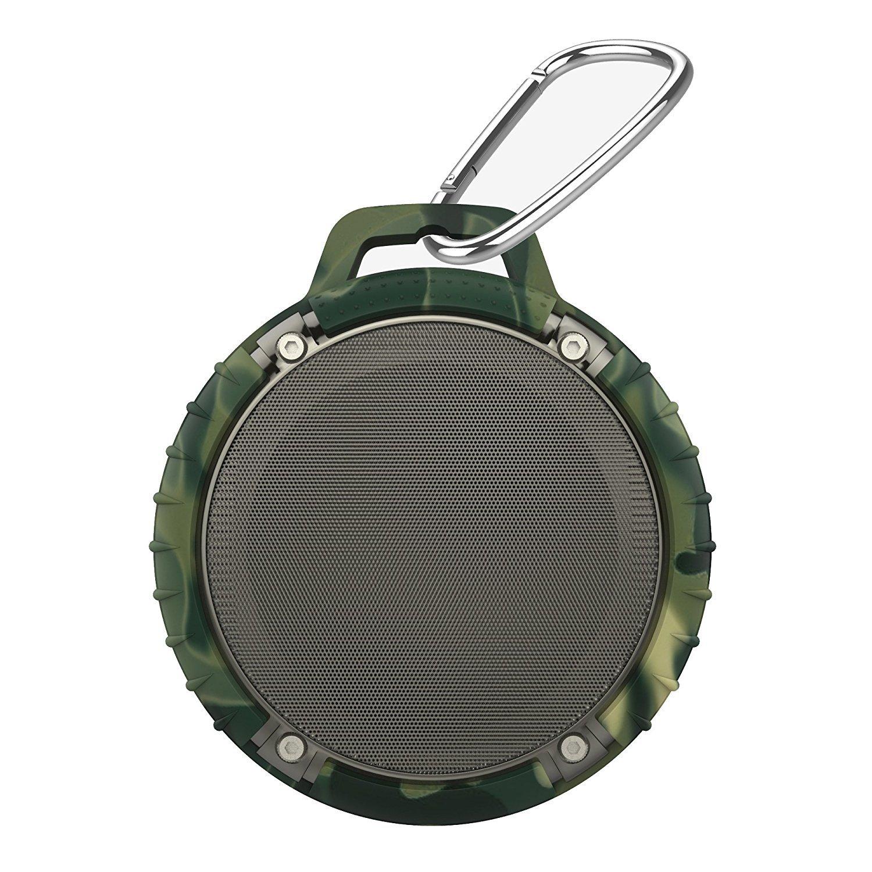 無線スピーカー、OCOMIの携帯用Bluetoothのスピーカーの低歪みのしぶき防止の耐震性 B07CZ8N7GR