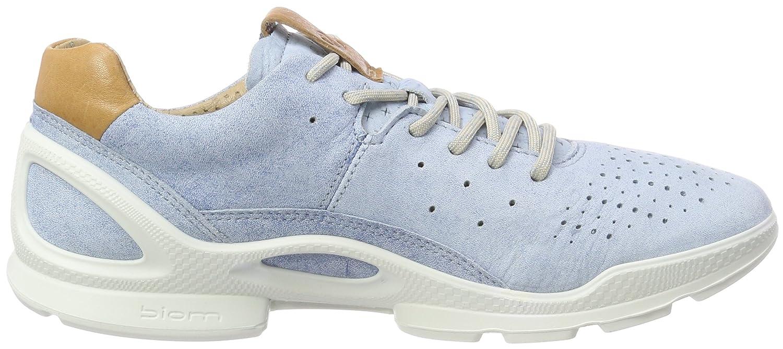 Ecco Biom Street, Zapatillas para Mujer, Azul (Indigo 3 Blue Lagoon 2318), 40 EU