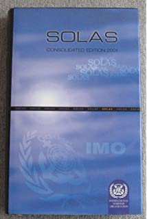 Solas consolidated text of the international convention for the solas consolidated text of the international convention for the safety of life at sea fandeluxe Gallery