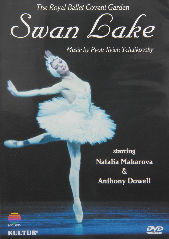 Tchaikovsky - Swan Lake / Makarova, Dowell, Royal Ballet Covent Garden Natalya Makarova Anthony Dowell Natalia Makarova Universal Music Canada