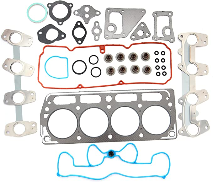 Exhaust Manifold /& Gasket Kit FOR 1998-1999 Isuzu Hombre L4 2.2L