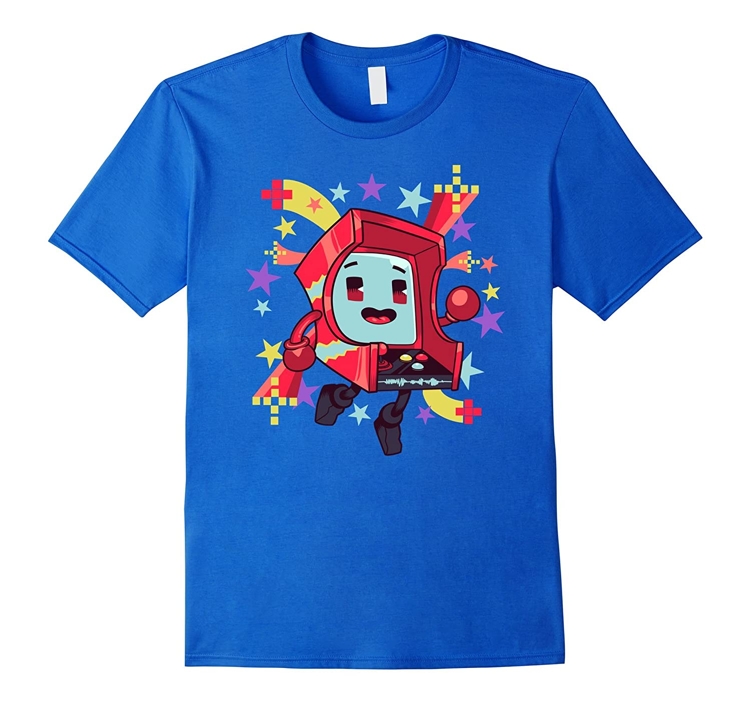 Andrew Arcade: Official Graphic T-Shirt-FL