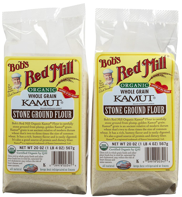 De Bob Red Mill orgánico Kamut Harina – 20 oz – 2 Pk