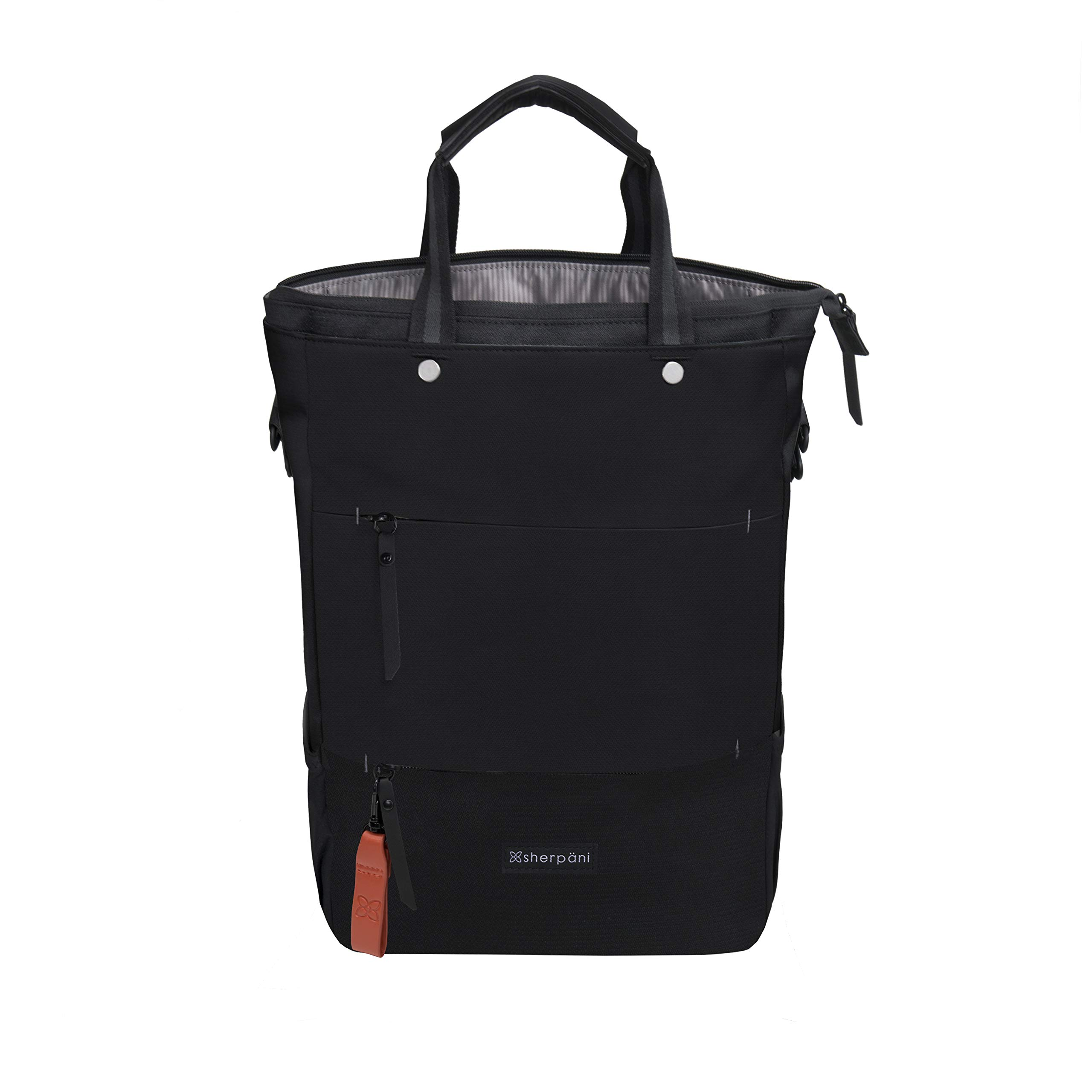 Sherpani Camden Raven Laptop Backpack, Raven by Sherpani (Image #2)