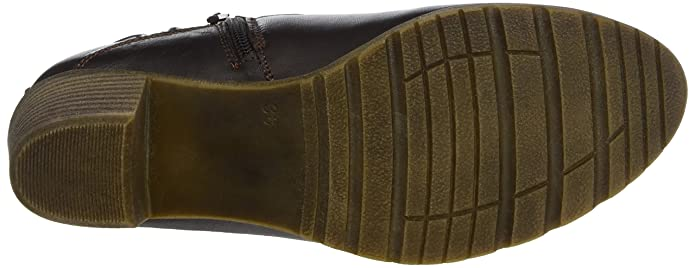 Andrea Conti 1672708, Botas para Mujer, Marrón (Kaffee 329), 38 EU: Amazon.es: Zapatos y complementos