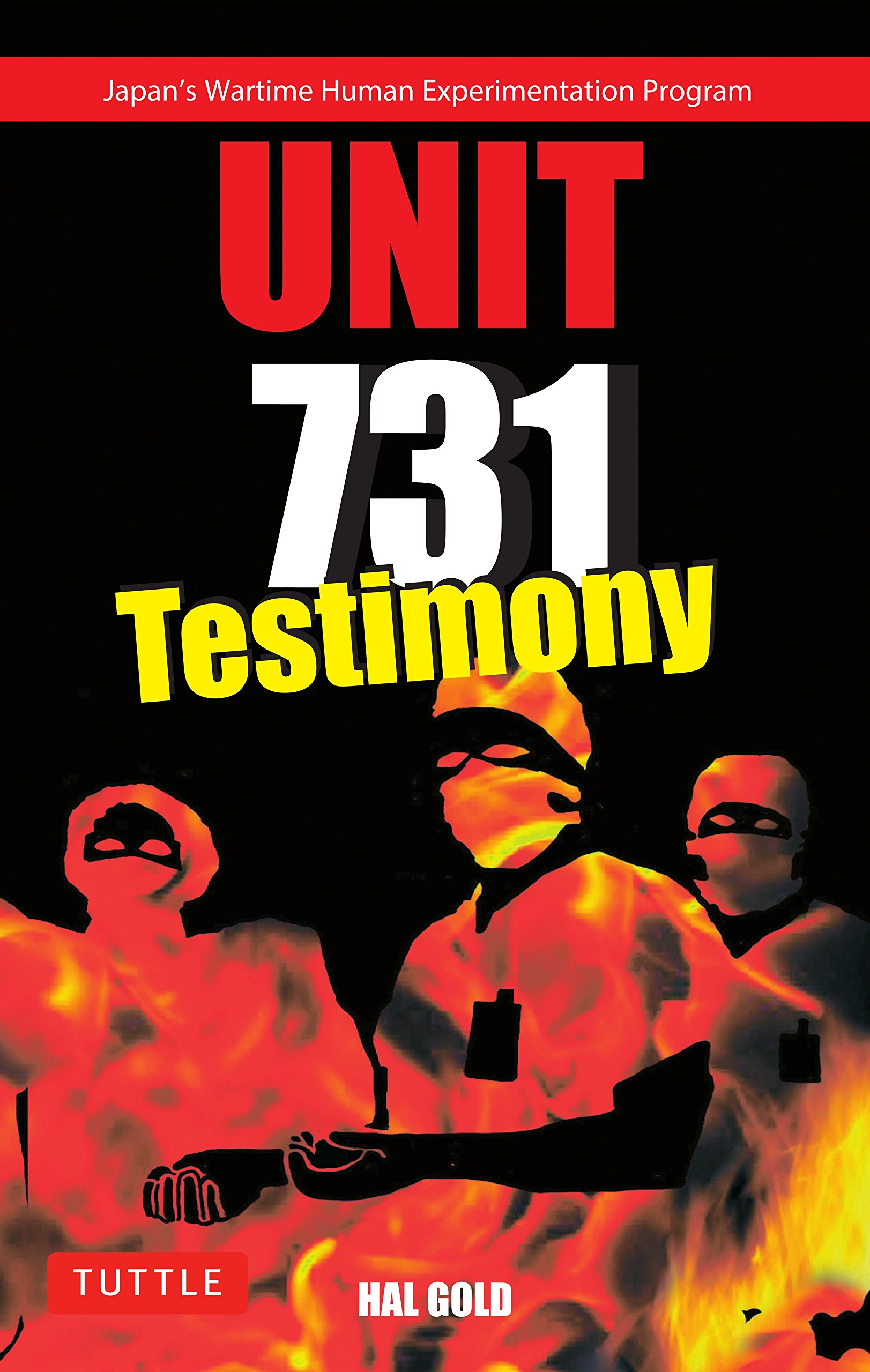 Unit 731 Testimony by Gold, Hal