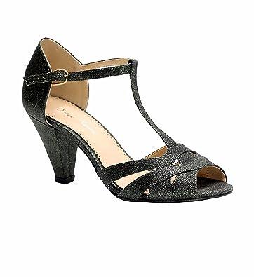 6a698079 Amazon.com | Dolce Nome Fancy Dress Pump Women's Designer Shoes ...