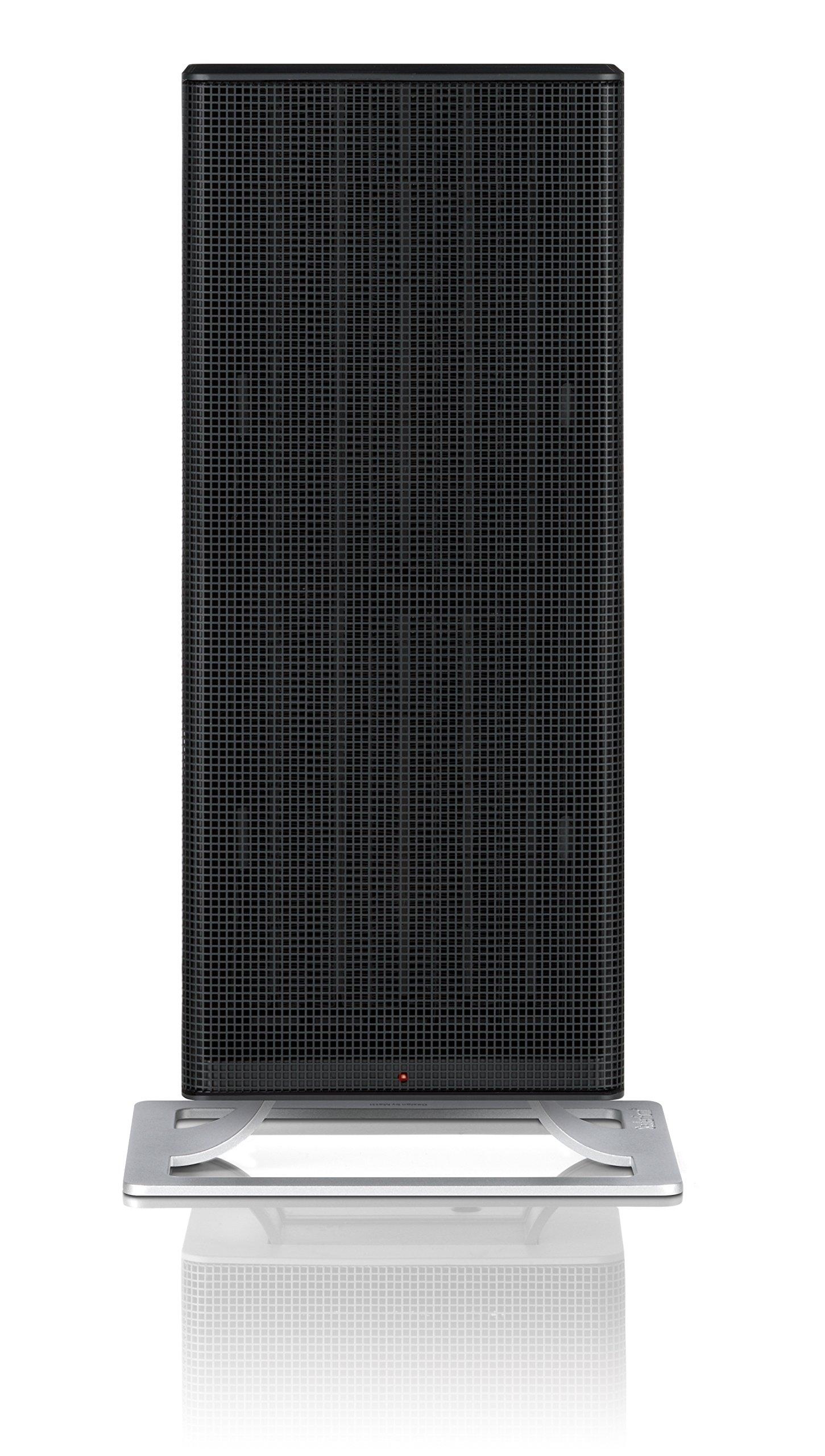 Stadler Form A-021E - Calefactor de aire, 700 a 1200W, color negro