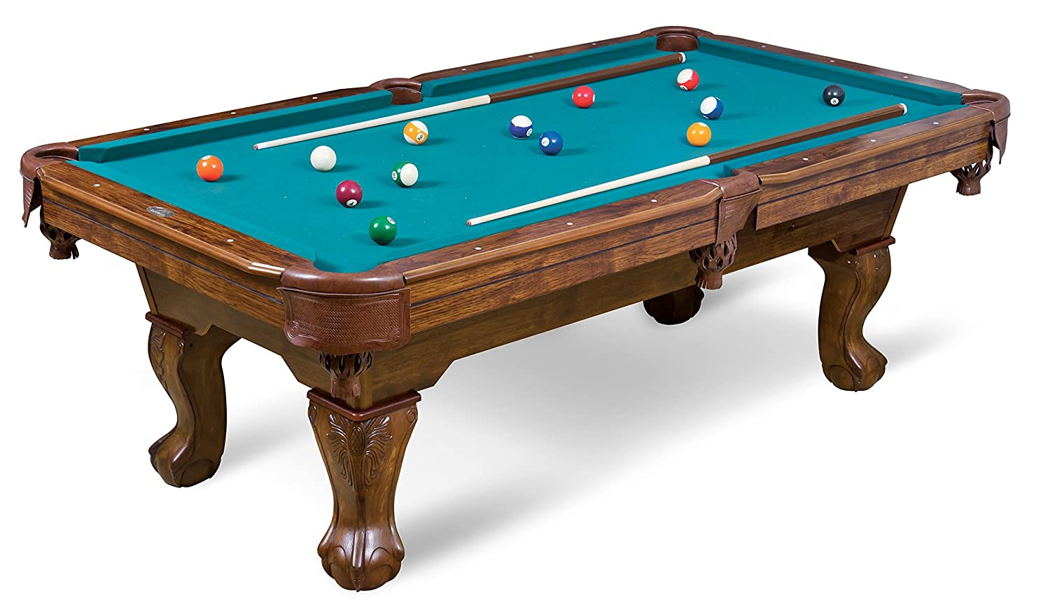 Amazoncom EastPoint Sports Brighton Billiard Table Inch - Billiard table and accessories