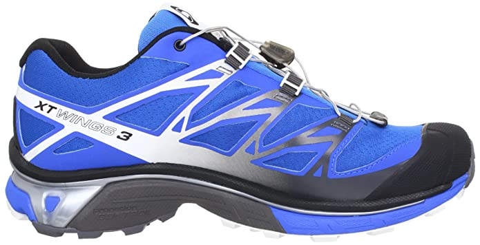 san francisco 0c494 5aaec clearance amazon salomon xt wings 3 mens trail running shoes union blue  black cane us11.