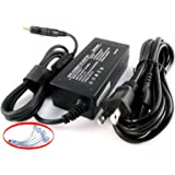 iTEKIRO 10.5V AC Adapter Charger for Sony VGP-AC10V8, VGP-AC10V10, ADP-50ZH B, PA-1450-06SP; Sony VAIO Duo 11, SVD11, Duo 13, SVD13, Pro 11, SVP11, Pro 13, SVP13; Sony SVD13213CXB, SVD13213CXW, SVD13215PXB, SVD13215PXW, SVD1321APXB, SVD1321APXR, SVD1321BPXB, SVP11213CXB, SVP11213CXS, SVP11216PXB, SVP11216PXS, SVP13213CXS, SVP13213CXB, SVP13215PXB, SVP13215PXS, SVP1321ACXB, SVP1321ACXS, SVP1321BPXB, SVP1321BPXR, SVP1321DCXS + 10-in-1 USB Charging Cable