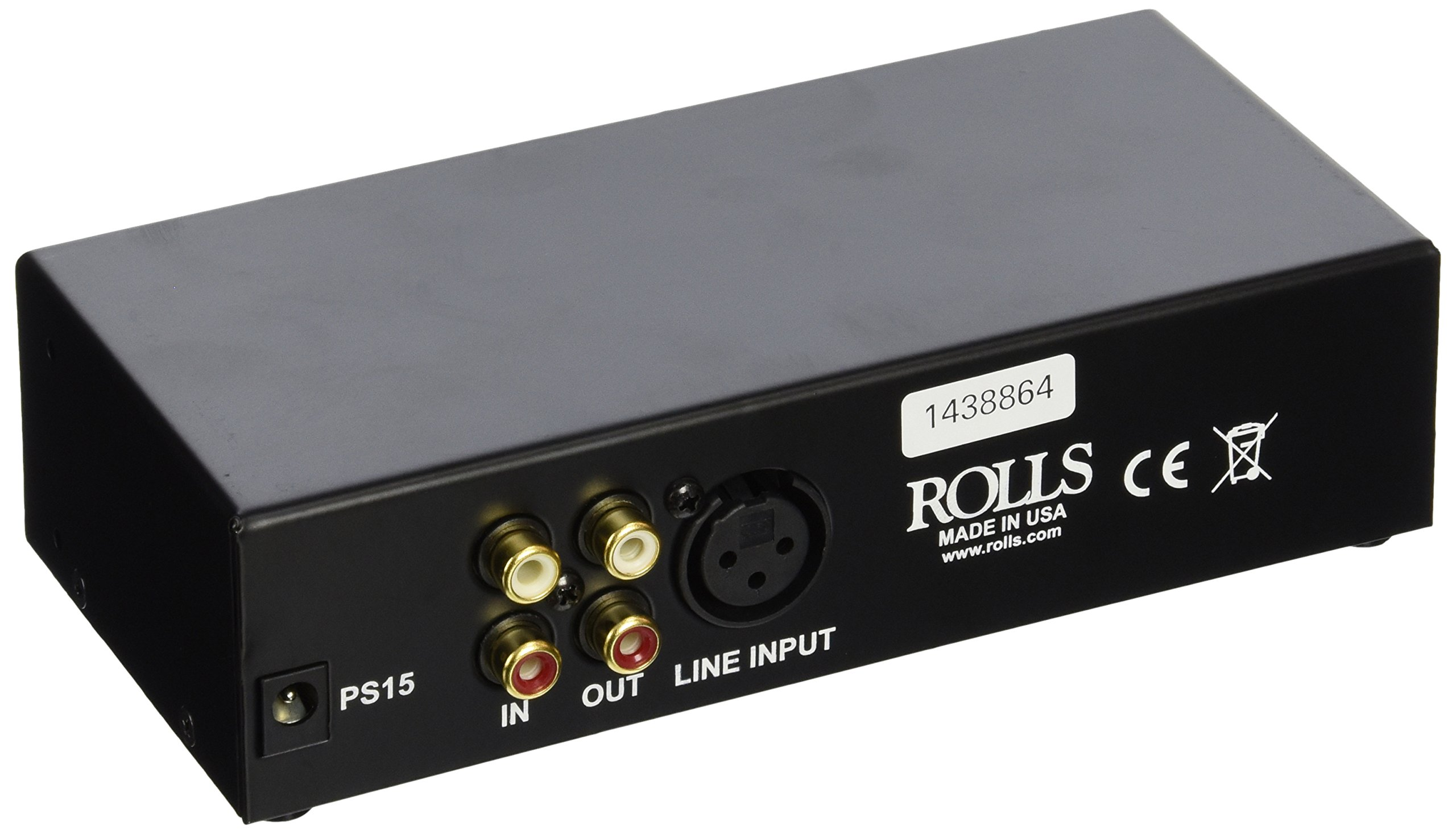 rolls HR155 Rack Mount Speaker Monitor by rolls