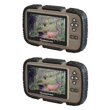 Amazon.com: Stealth Cam - Lector y visor de tarjetas SD con ...