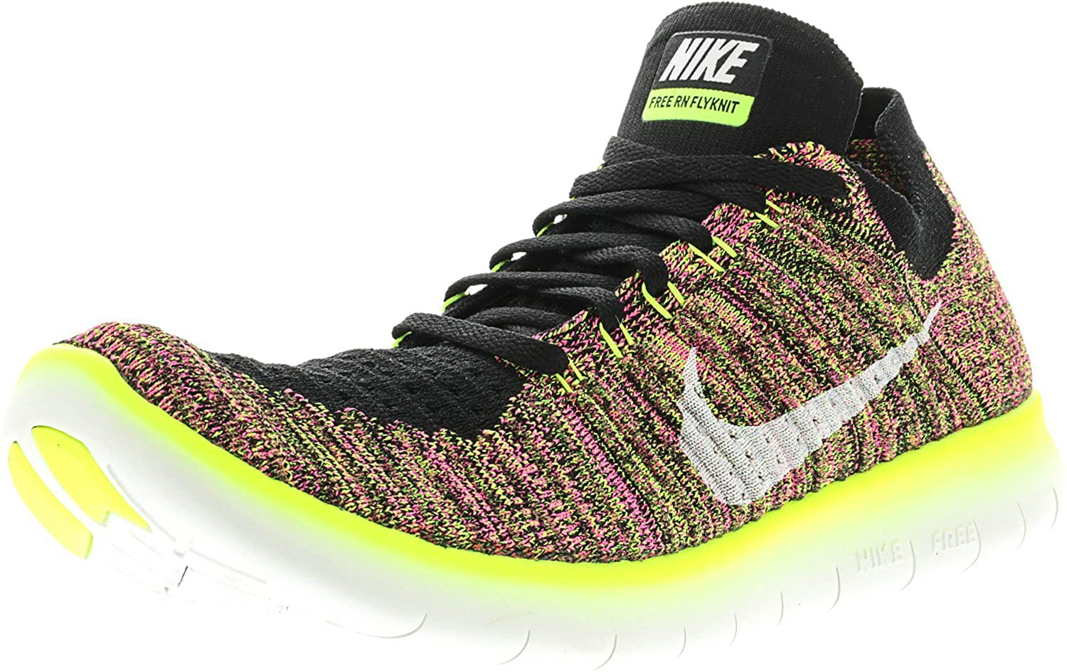 04881af16c381 Nike Men s s Free Rn Flyknit Oc Running Shoes  Amazon.co.uk  Shoes   Bags