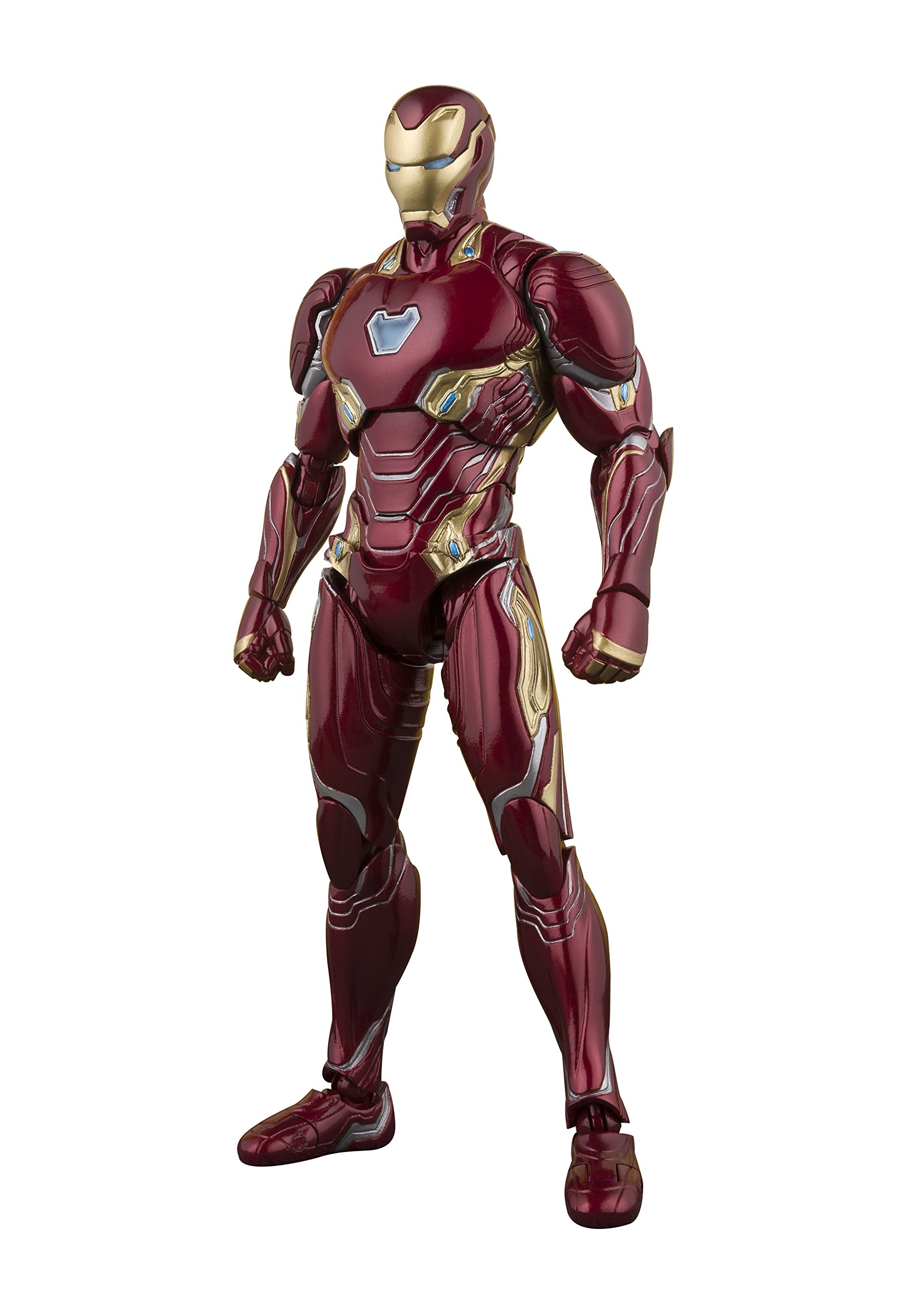Marvel Avengers: Infinity War Based Movie Comes Iro Iron Man MK50 and Tamashii Stage Set