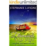 Diamonds & Dirt: Music, Money, & Mayhem (Cozy Mystery Small-Town Romance) (A Fox Hill Southern Mystery Book 1)