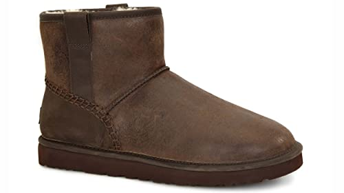 aeea48b31d1 UGG Men's Classic Mini Stitch Boot