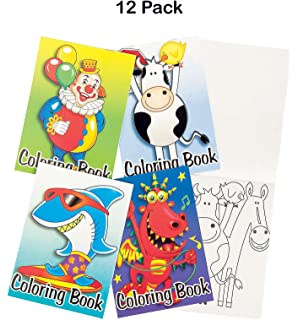 Mini Coloring Books For Kids