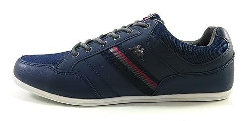 Kappa Teham Zapatillas Casual Hombre Moda: Amazon.es: Zapatos y complementos