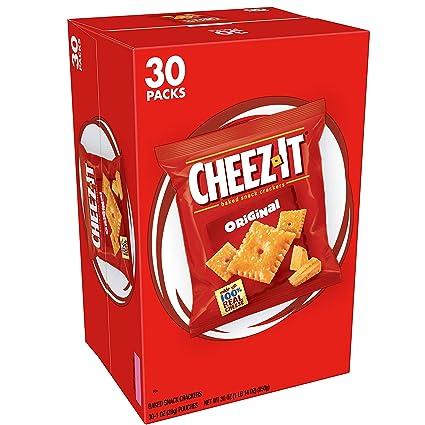 Cheez-It - Moldes de queso de serpiente horneado, originales ...