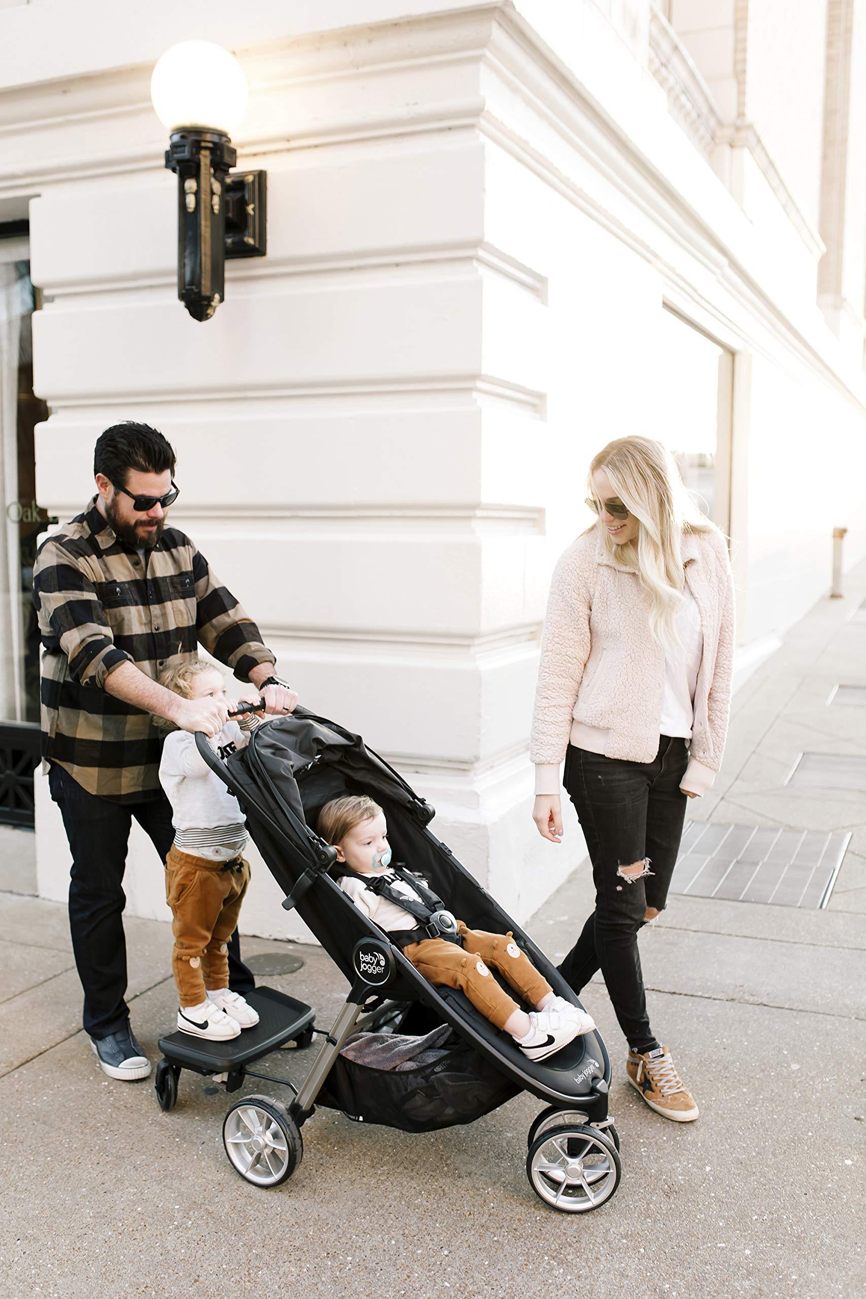 Baby Jogger City Mini 2 Stroller - 2019   Compact, Lightweight Stroller   Quick Fold Baby Stroller, Carbon by Baby Jogger (Image #9)