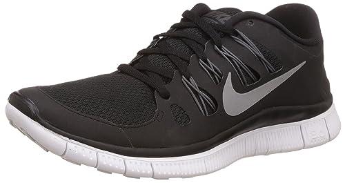 f4cb532c5474 Nike Women s Free 5.0+ Black