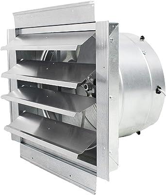 MaxxAir IF14UPS Powerful Industrial Exhaust Fan