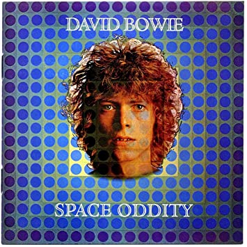 Image result for space oddity cover