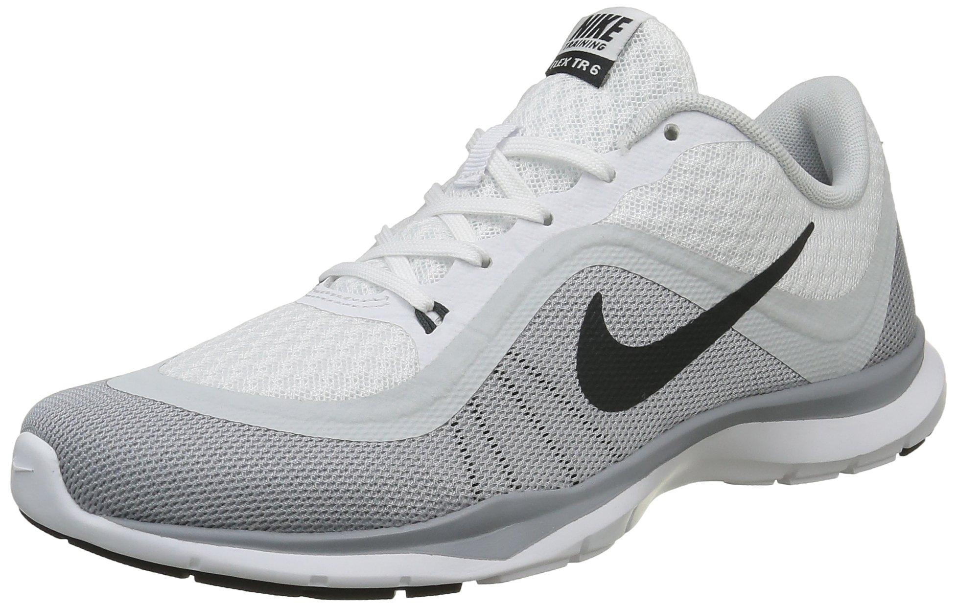 6a1f4b00b55 Galleon - Nike Women s Flex Trainer 6