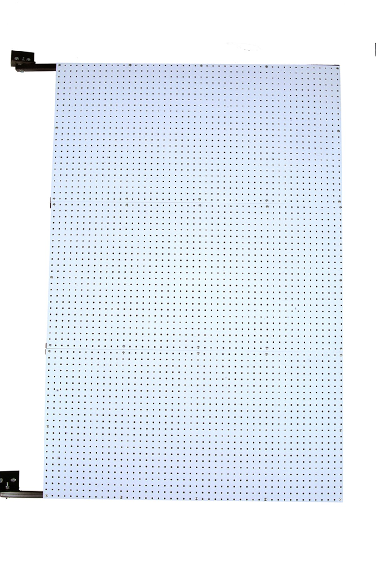 Triton Products W1-D XtraWall Wall Mount Double-Sided Polypropylene Swing Panel Pegboard 48-Inch W by 72-Inch H by 1-1/2-Inch D