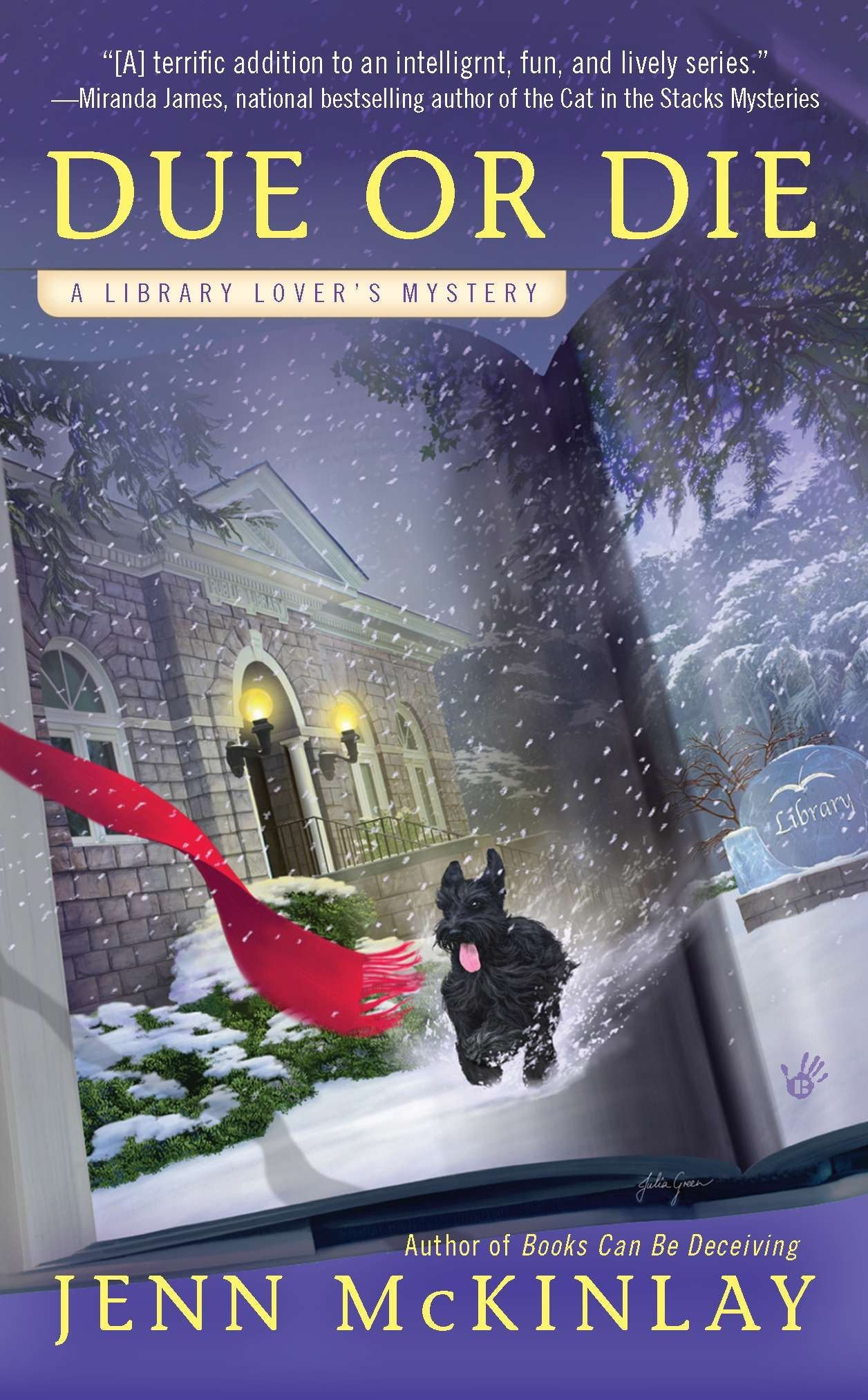 Download Due or Die (A Library Lover's Mystery) PDF