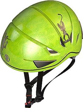 Skylotec Niños Casco de escalada, color - verde, tamaño talla ...
