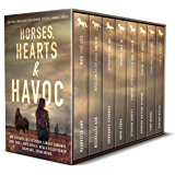 Horses, Hearts & Havoc: Eight Full-Length Equestrian Novels of Suspense, Mystery & Romance