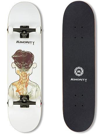 3541587534 MINORITY 32inch Maple Skateboard