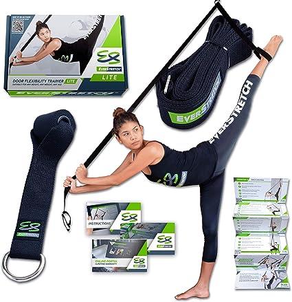 Leg Stretcher Flexibility Trainer Ballet Stretcher Gymnastic Dance Stretch Belt