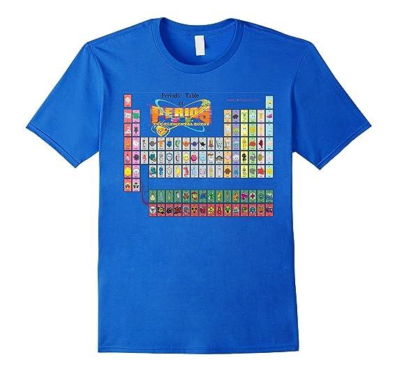 Amazon Perios Periodic Table T Shirt Clothing