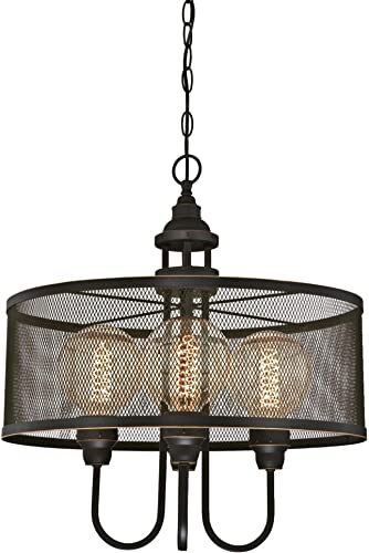 Westinghouse Lighting 6332900 Walter Four-Light Indoor Chandelier