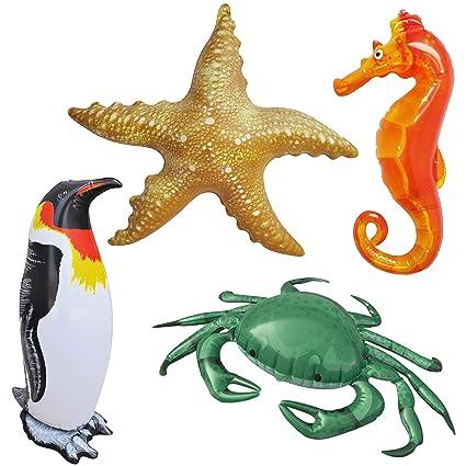 plush toy marine ocean sea lion animal penguin Shark Seal dolphin Starfish model
