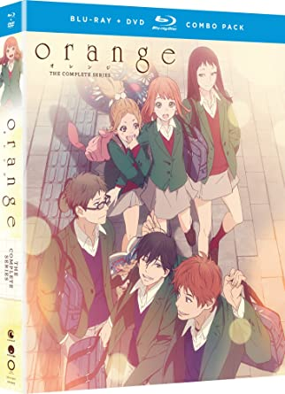 Orange: The Complete Series (Blu-ray/DVD Combo)