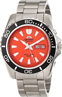 Orient Mens Mako XL Japanese Automatic Stainless Steel ...