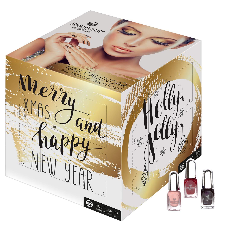 'Huber de Maison Commerce koelle Calendrier de l'Avent Advent Nails Handelshaus Huber-Koelle 20349006