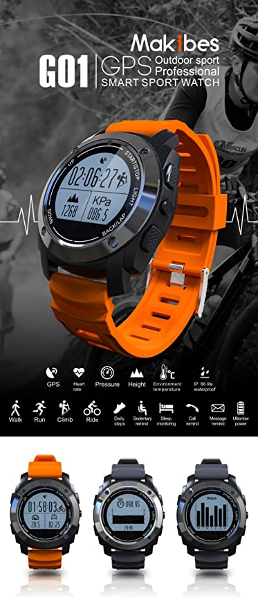Amazon.com: 2017 S928 Bluetooth GPS Outdoor Sports Smart ...