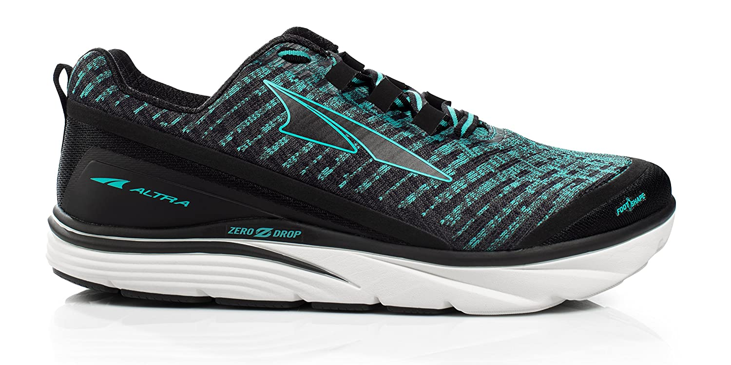 Altra AFW1837K Women's Torin Knit 3.5 Running Shoe B079R5GLY8 9 M US|Teal