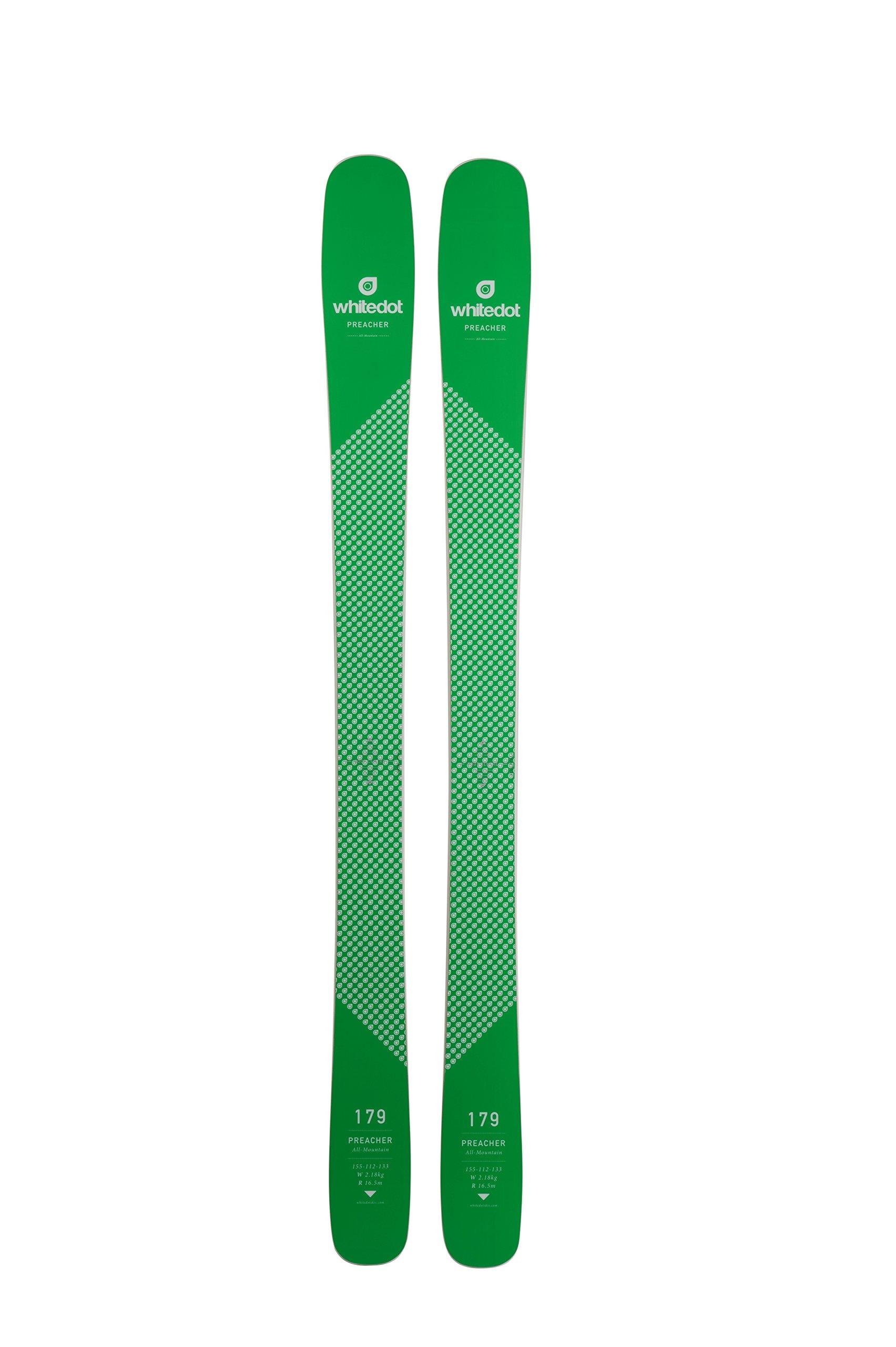 Whitedot Skis Preacher Alpine Skis