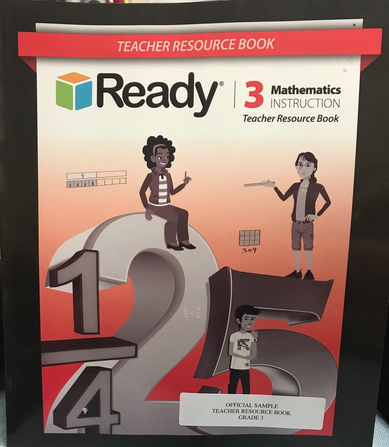 Download Ready 3 Mathematics Instruction Teachers Resource Book ebook