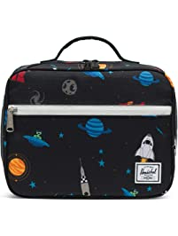 692a735fb37 Herschel Pop Quiz Lunchbox Kid's Backpack, Outer Spaced, One Size