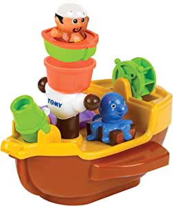 Tomy Bath Pirate Ship Bath Toy