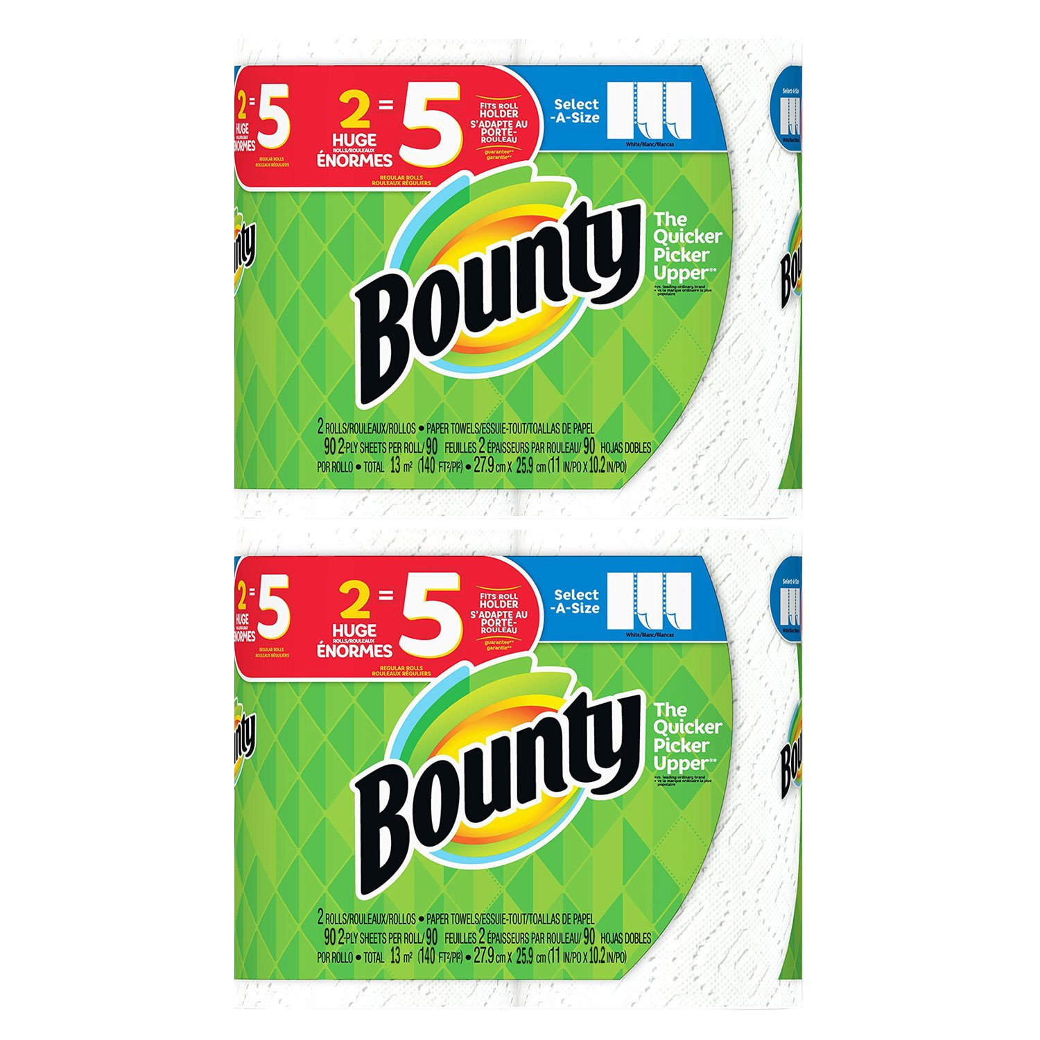 Amazon.com : Bounty 2-ply paper towels, 11