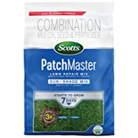 Deals on Scotts PatchMaster Lawn Repair Mix Sun and Shade Mix 4.75 lb